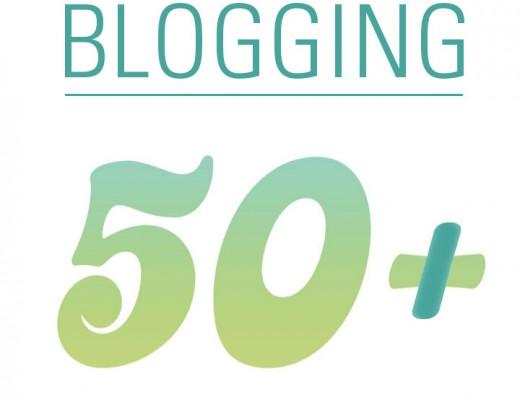 Blogging 50+