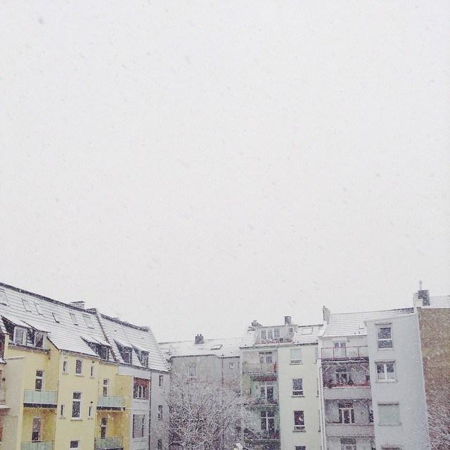 Dortmund im Schnee