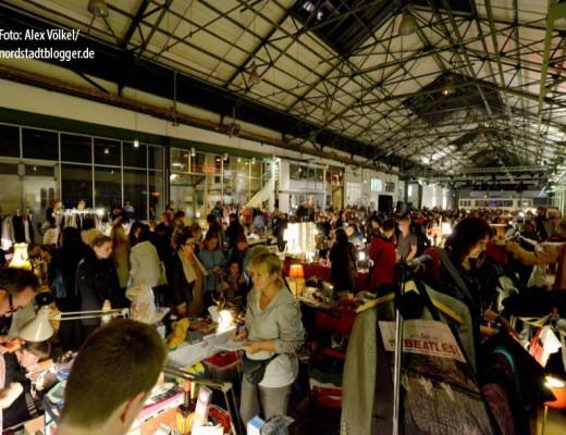 Nachtflohmarkt im Depot Dortmund