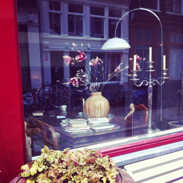 Interieur / Einblick in eine Wohung n Amsterdam