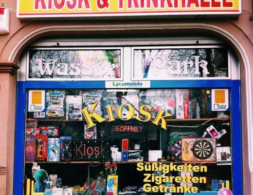 Kiosk & Trinkhalle in Dortmunds Nordstadt