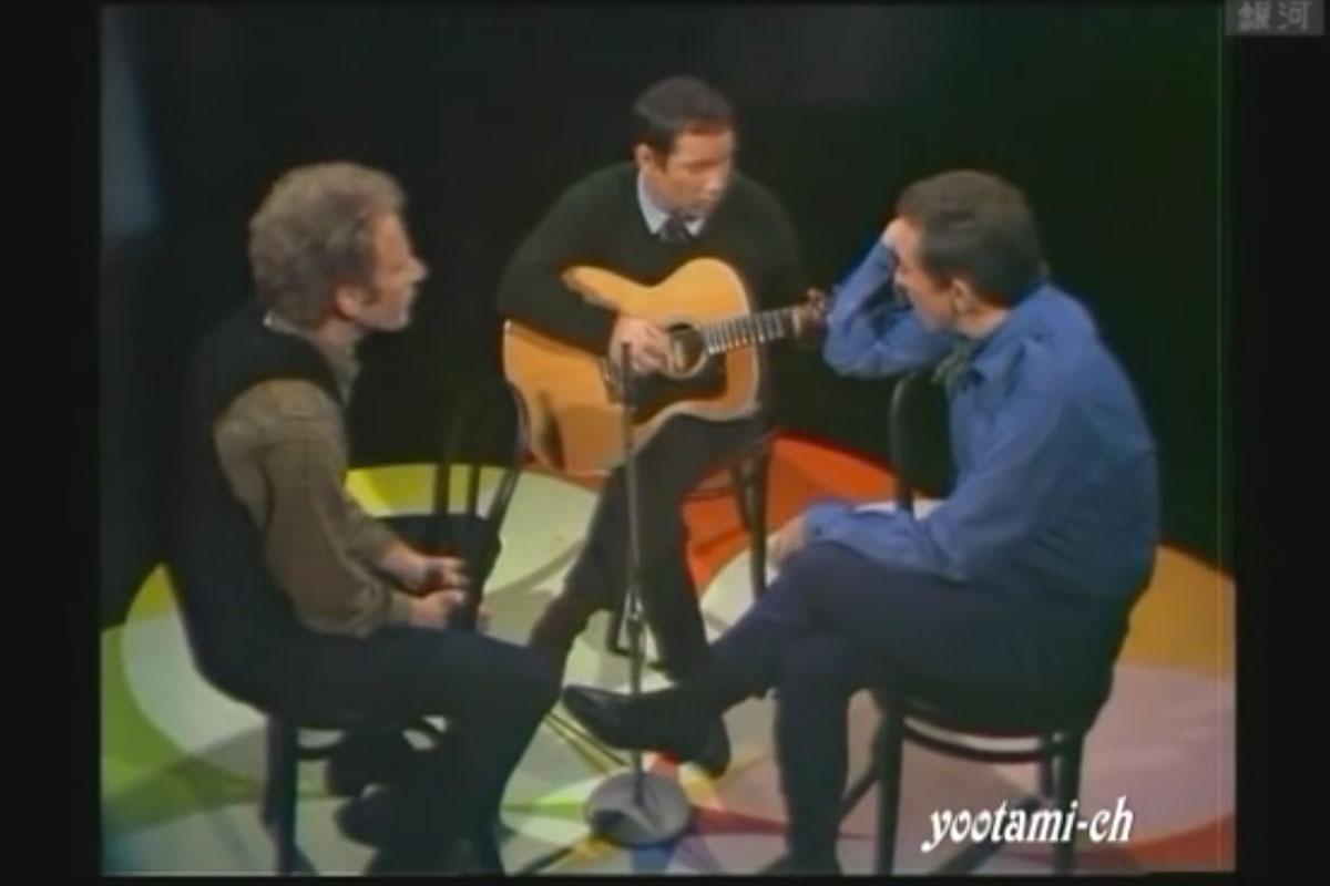 Scarborough Fair Simon and Garfunkel on youtube