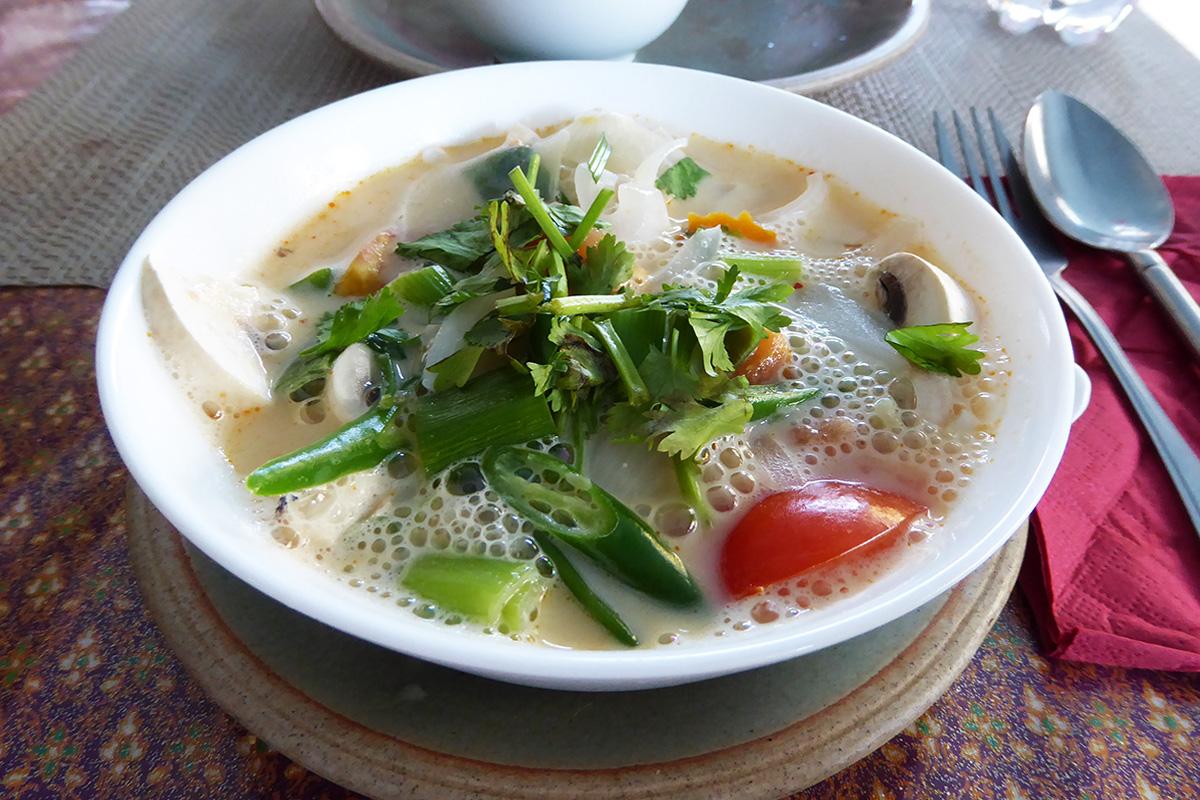 Thai-Suppe Ruanthai Thai Imbiss