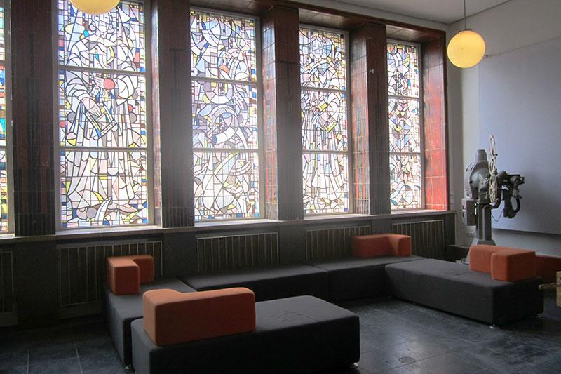 Interieur Fachhochschule für Design Dortmund