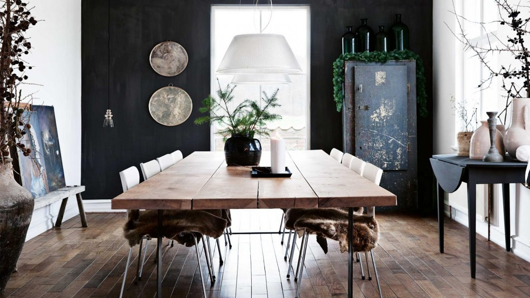 Ministry of Deco - Rustic, industrial loft