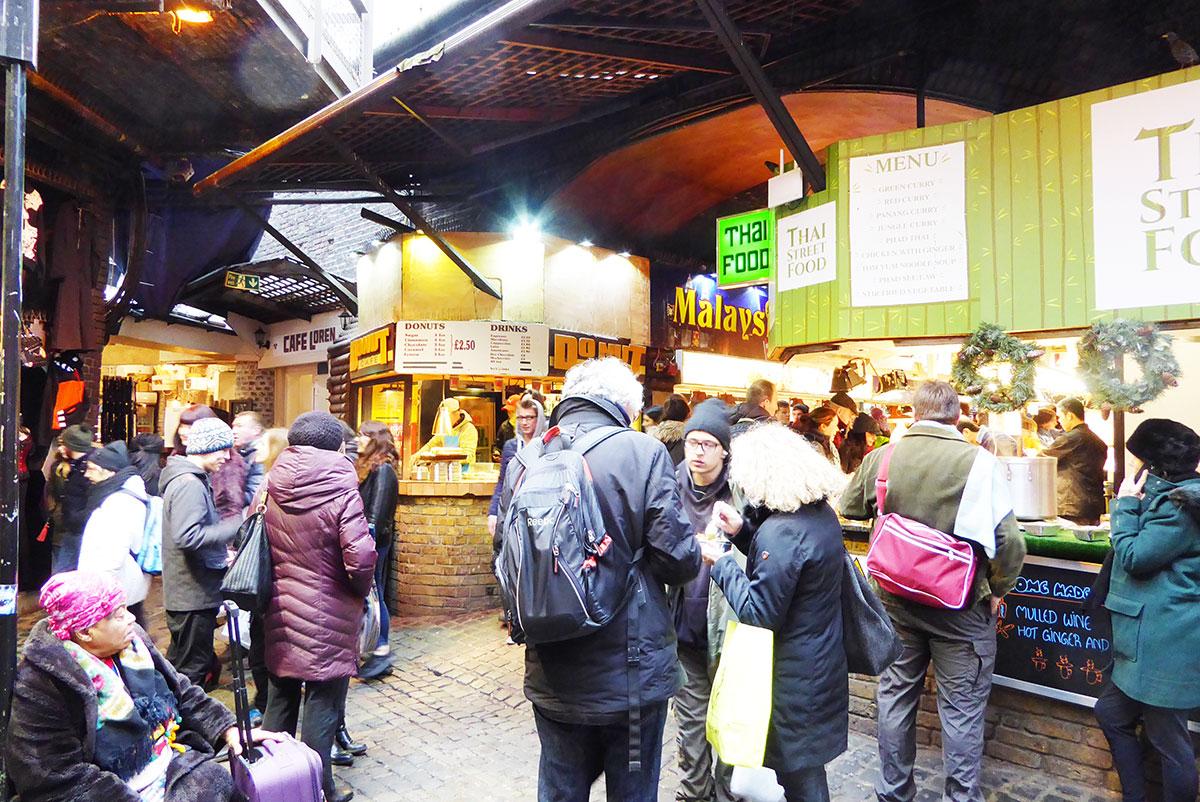 London Camden Market Stables