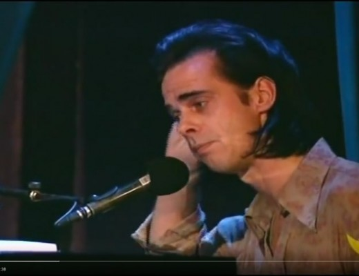 "Nick Cave And The Bad Seeds ""Into My Arms"" auf youtube"