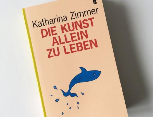 Buch Katharina Zimmer Die Kunst allein zu leben