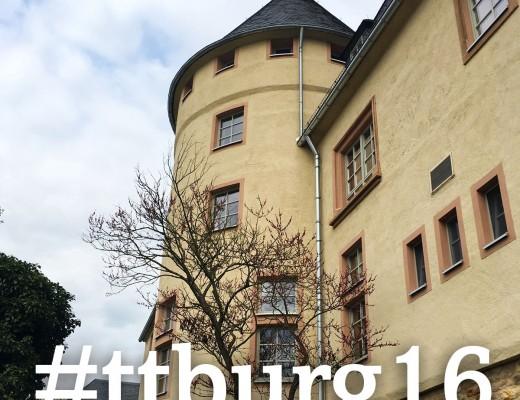 Die Ebernburg in Bad Münster am Stein #ttburg16