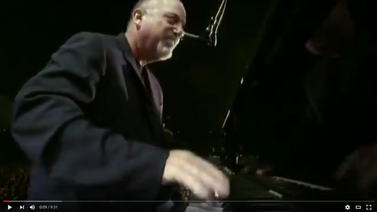 Billy Joel I go to extremes YouTube