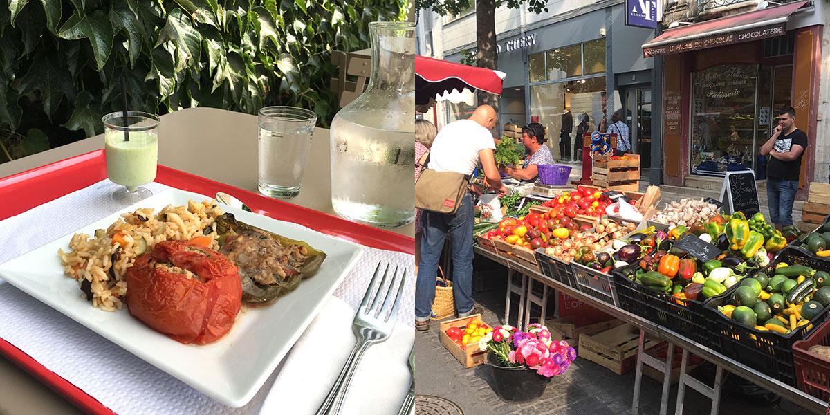 Rochefort Markt