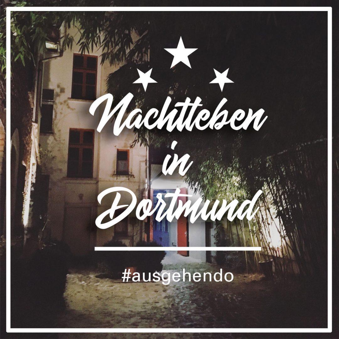 Ausgehen in Dortmund