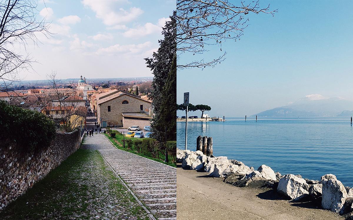 Norditalien Gardasee