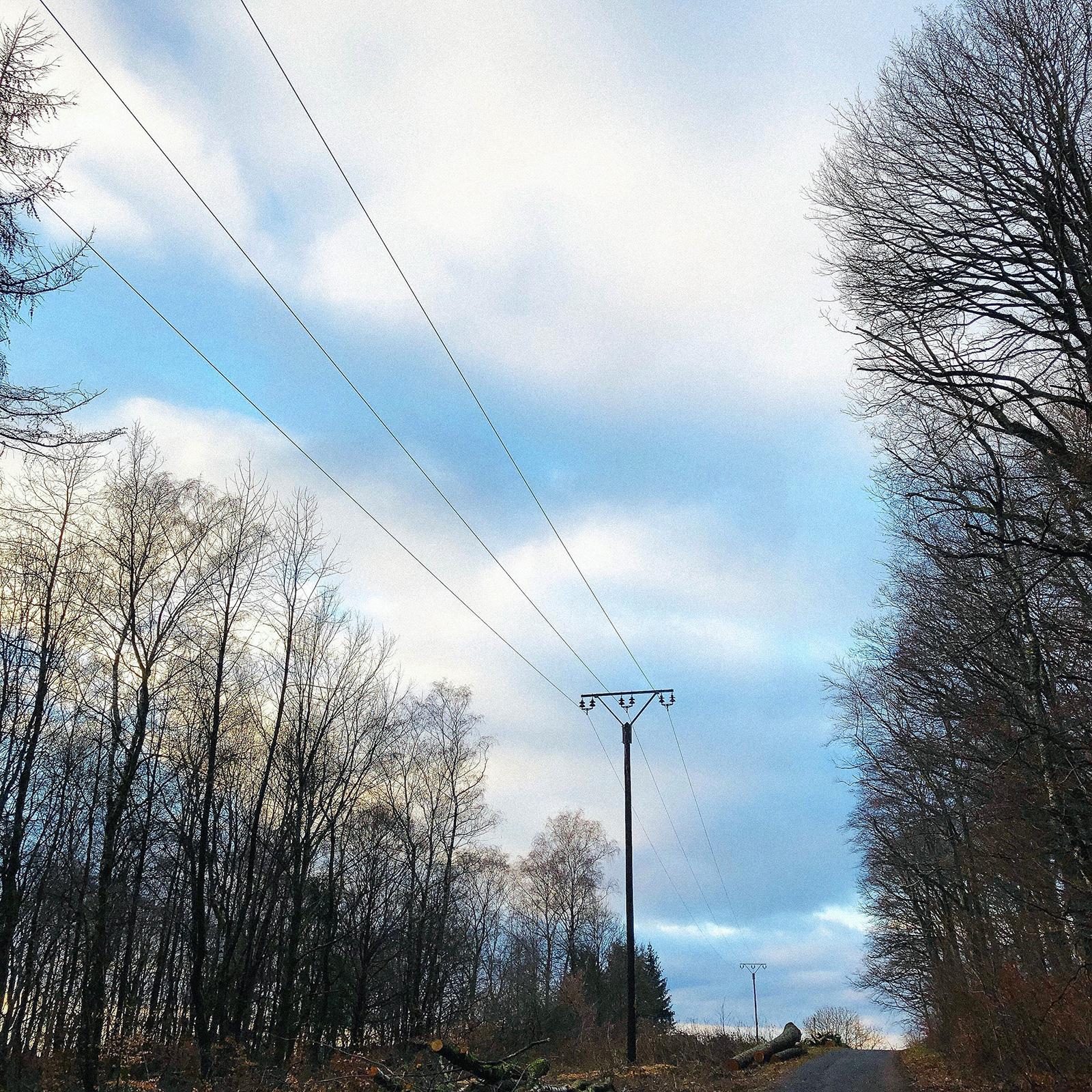 Winter auf dem Westerwaldsteig