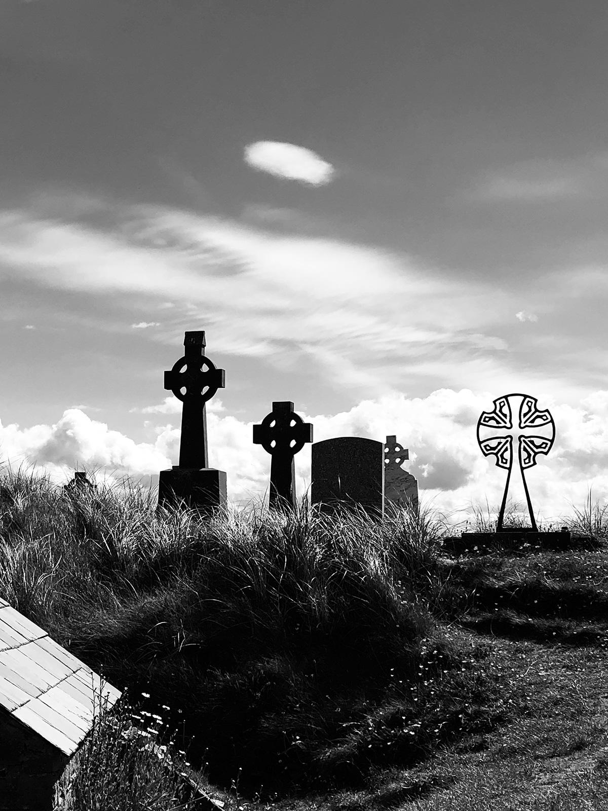 Irland Aran Insel Inisheire